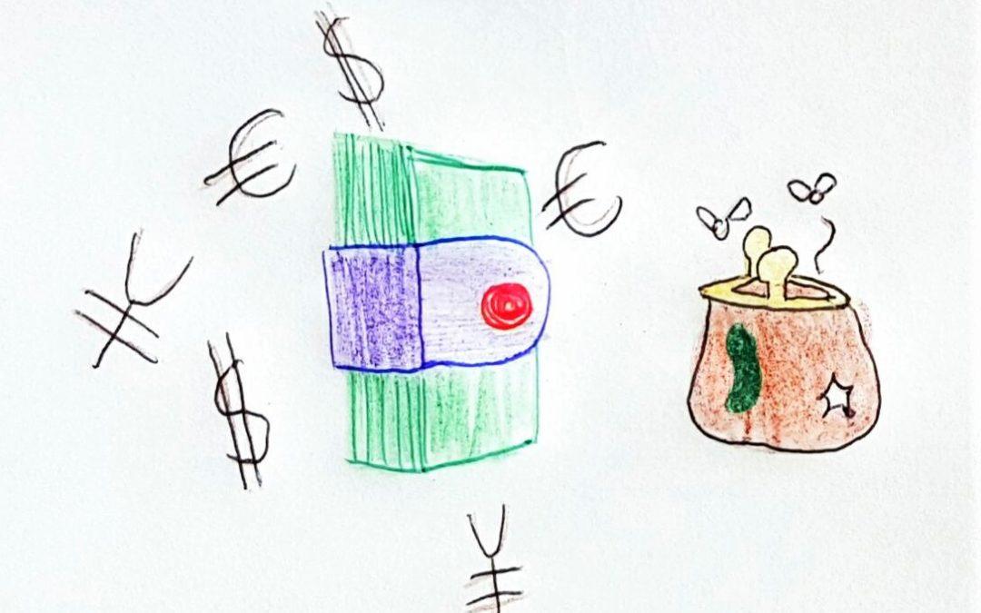 """Sorrunko """"richraising"""" talouskasvatusvinkkeihin?"""