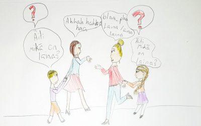 8 vinkkiä miten kasvattaa lapsi rahaviisaaksi